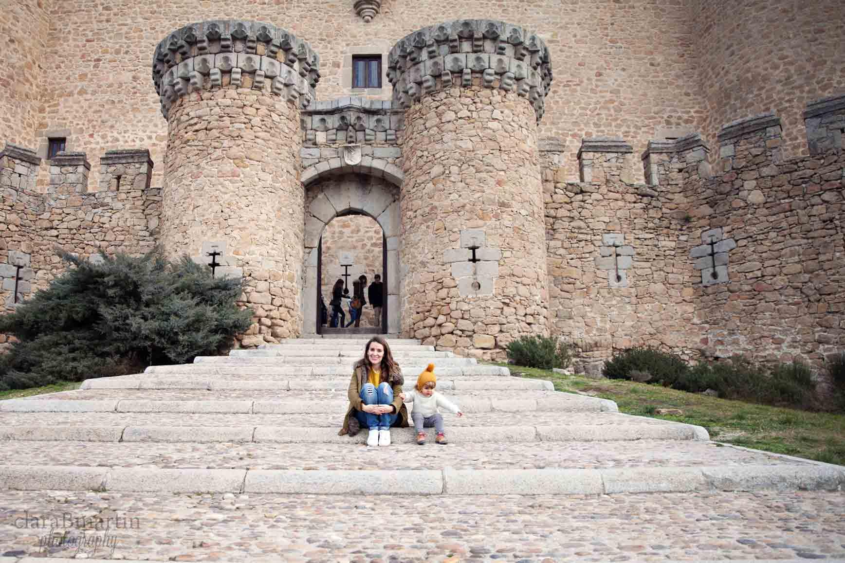 Visita al castillo de manzanares el real y la pedriza - Polideportivo manzanares el real ...