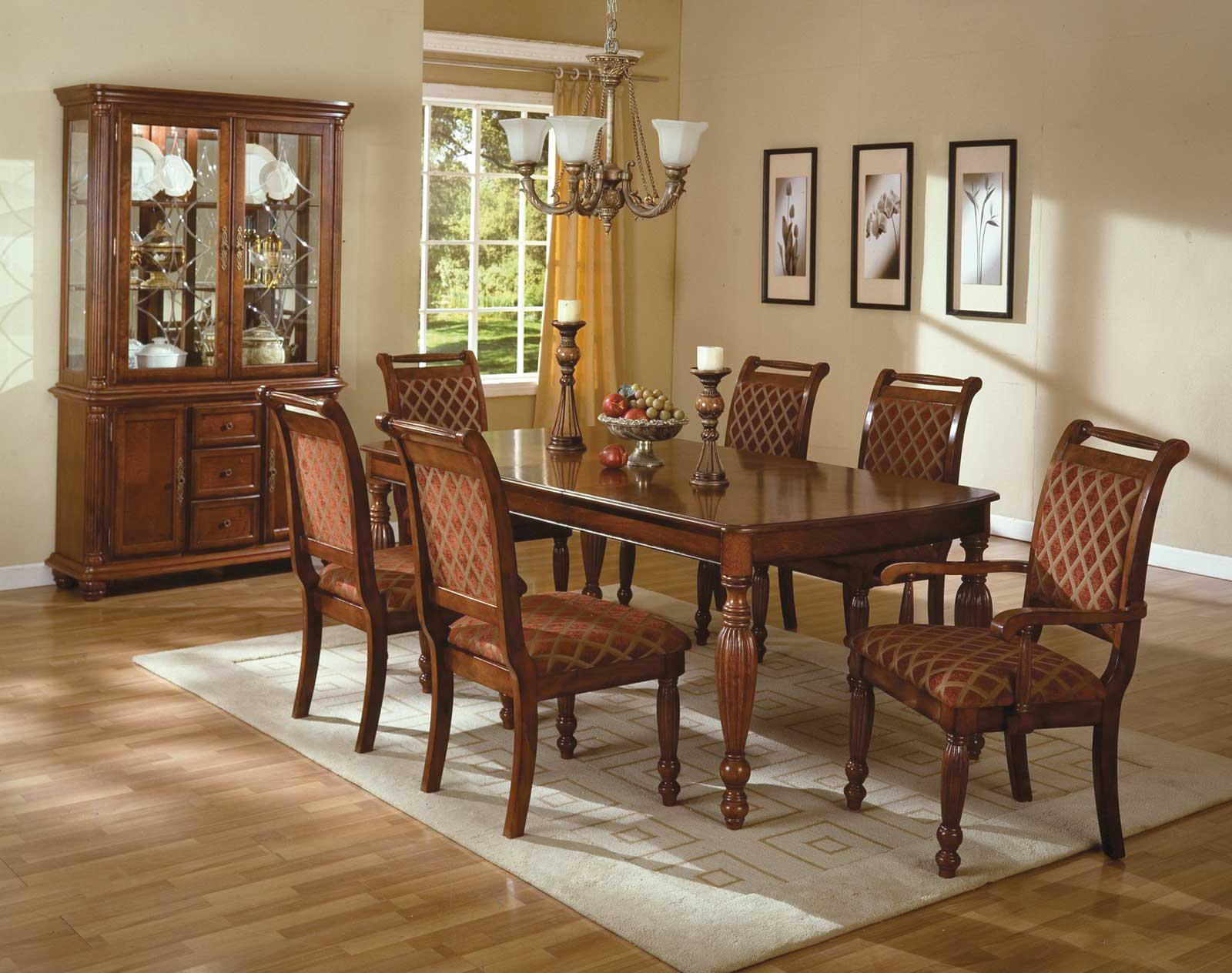 Amazing Dining Room Furniture Decoration Designs Guide