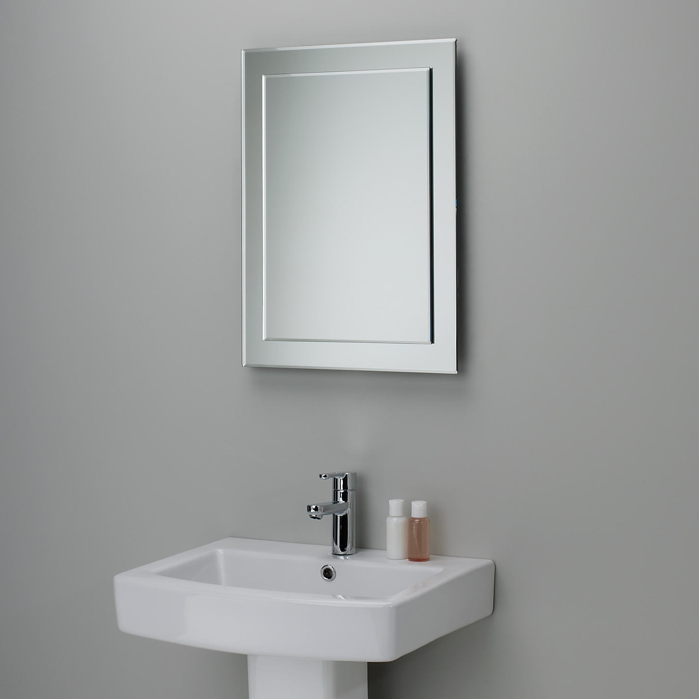 Duo Wall Bathroom Mirror Decoration Designs Guide