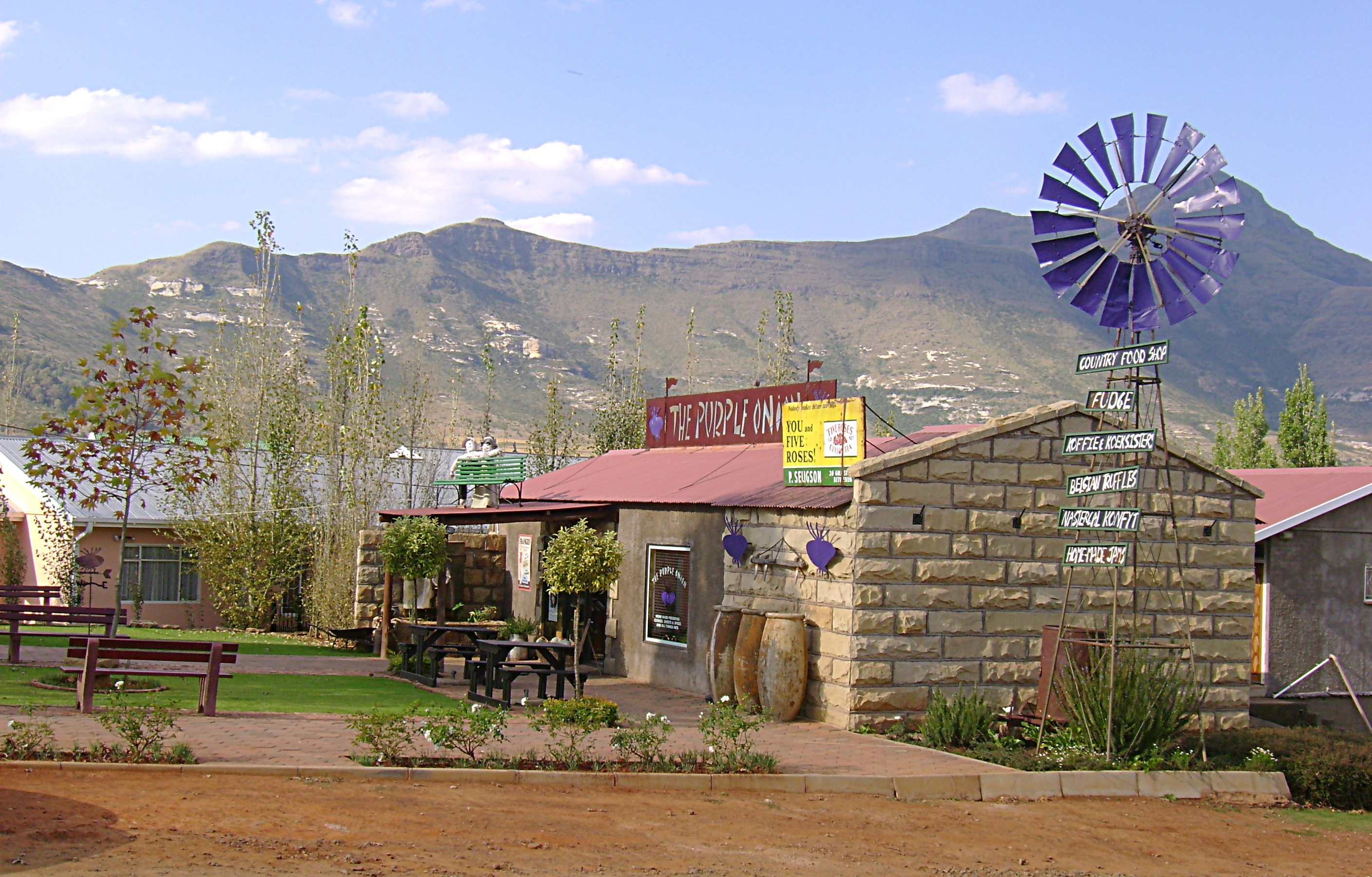 Accommodations South Africa Clarens Accommodation