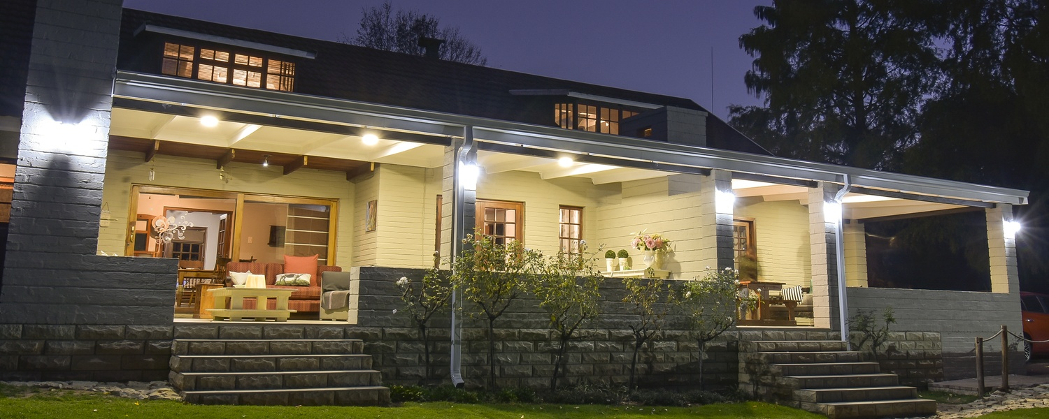 House Accommodation Mont Rouge Clarens Self Catering Guest House Accommodation