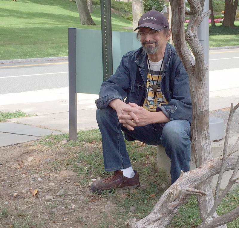 Poet/writer Al Pizzarelli