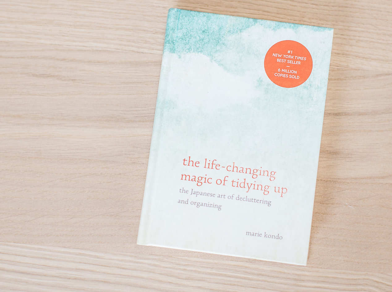 The Life Changing Magic Of Tidying The Life Changing Magic Of Tidying Up