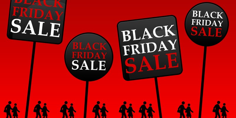 Black Week Sale Black Friday: Which Stores To Shop To Score 50%, 60%, Even ...