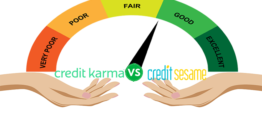 Credit Karma Credit Karma Vs Credit Sesame Is One Better Than The Other