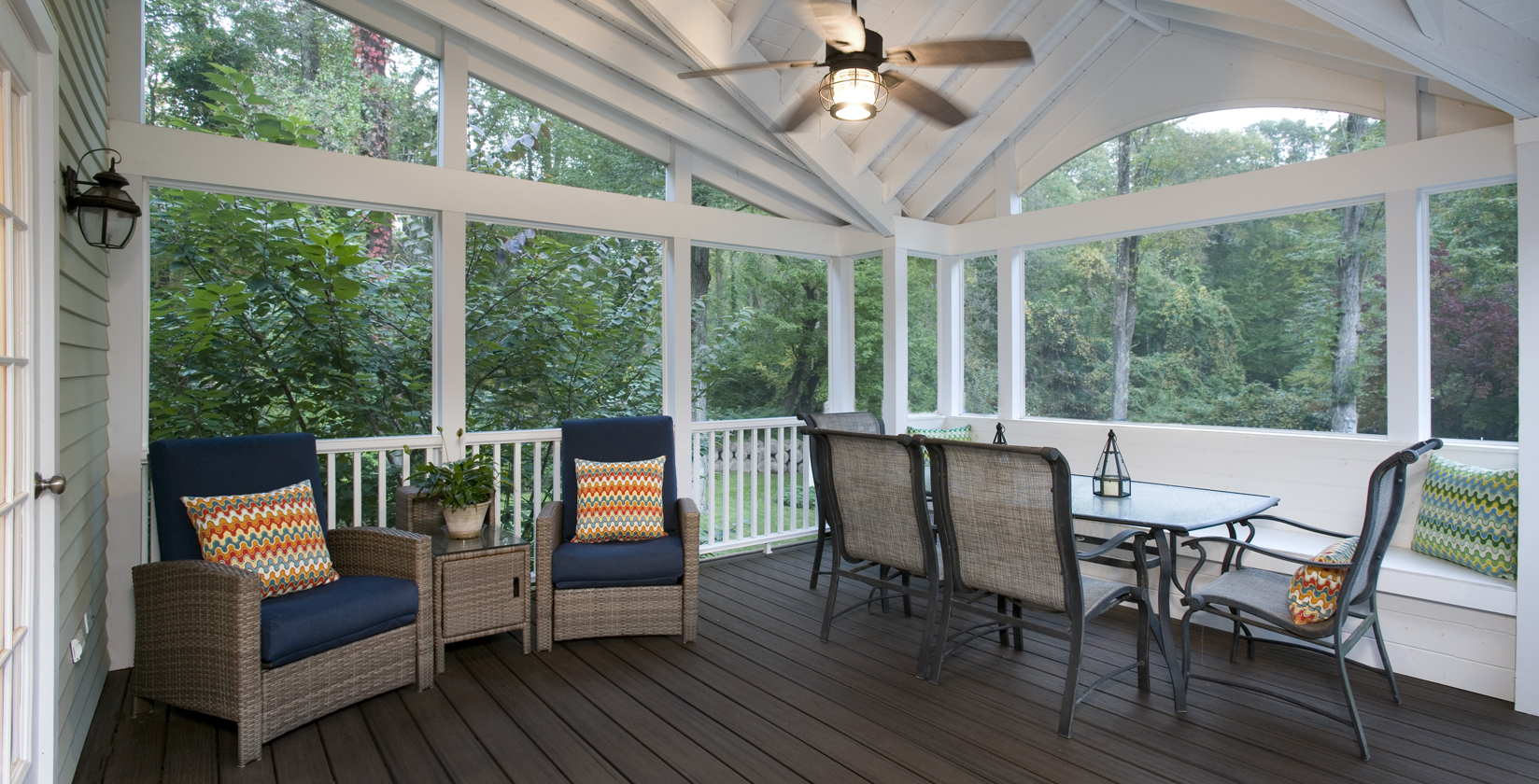 A Screened Porch The Best Of Both Worlds