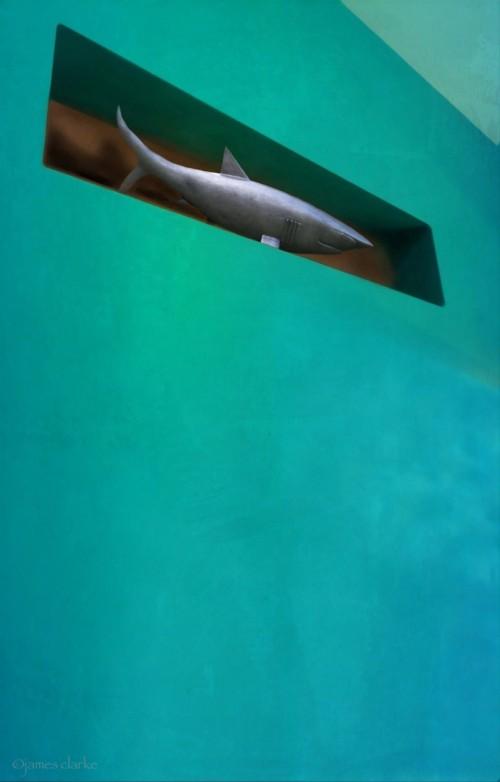 Beware of Sharks Lurking Overhead