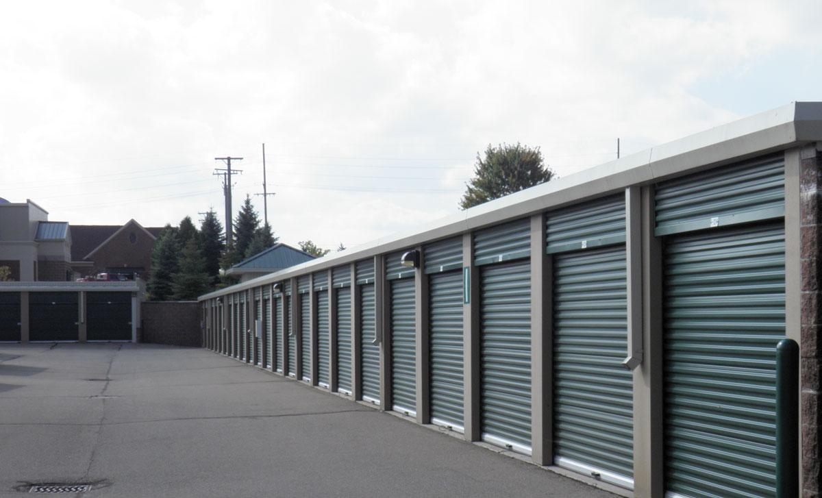 Climate Controlled Unit Sizes Clarkston Budget Storage