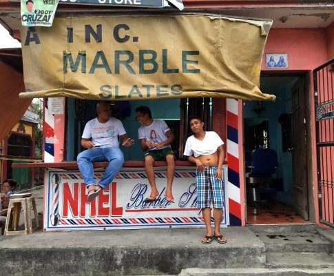 Barbers' Tales (Mga Kuwentong Barbero): Nhel