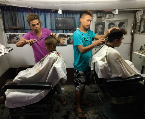 Barbers' Tales (Mga Kuwentong Barbero): Jay & Michael