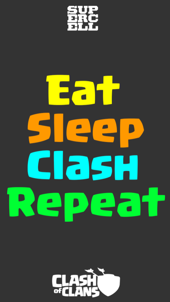 Quote Wallpapers Phone 10 Clash Of Clans Wallpapers For Clashers Clash For Dummies
