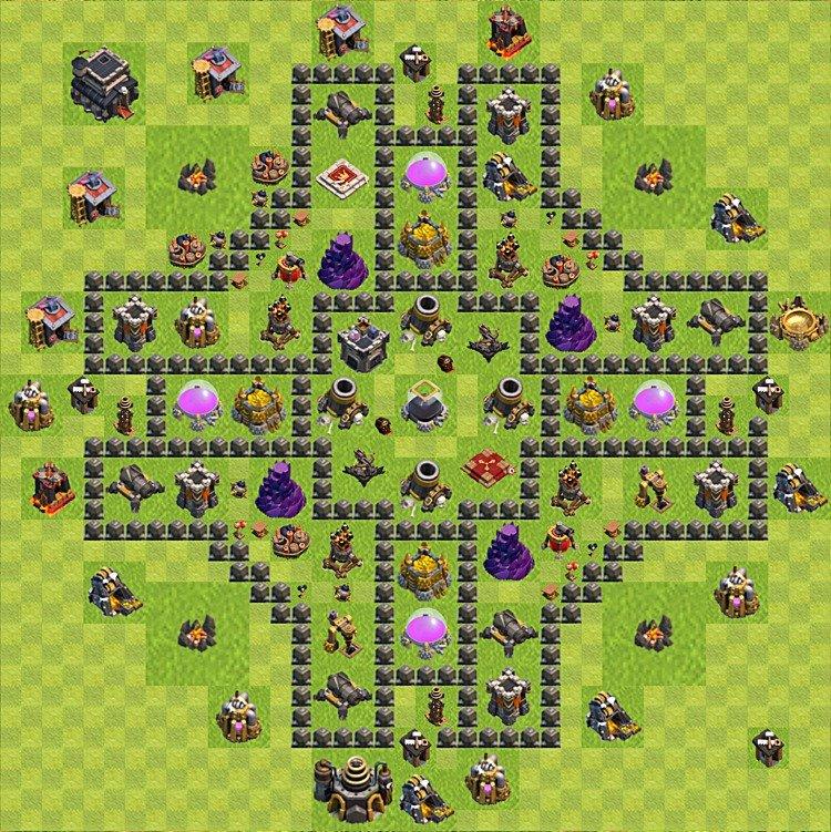 download game clash of clans mod apk offline