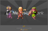 Characters From Clash Of Clans