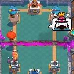 【クラロワ攻略】左右タワー同時破壊!ダブルバルーンの脅威!