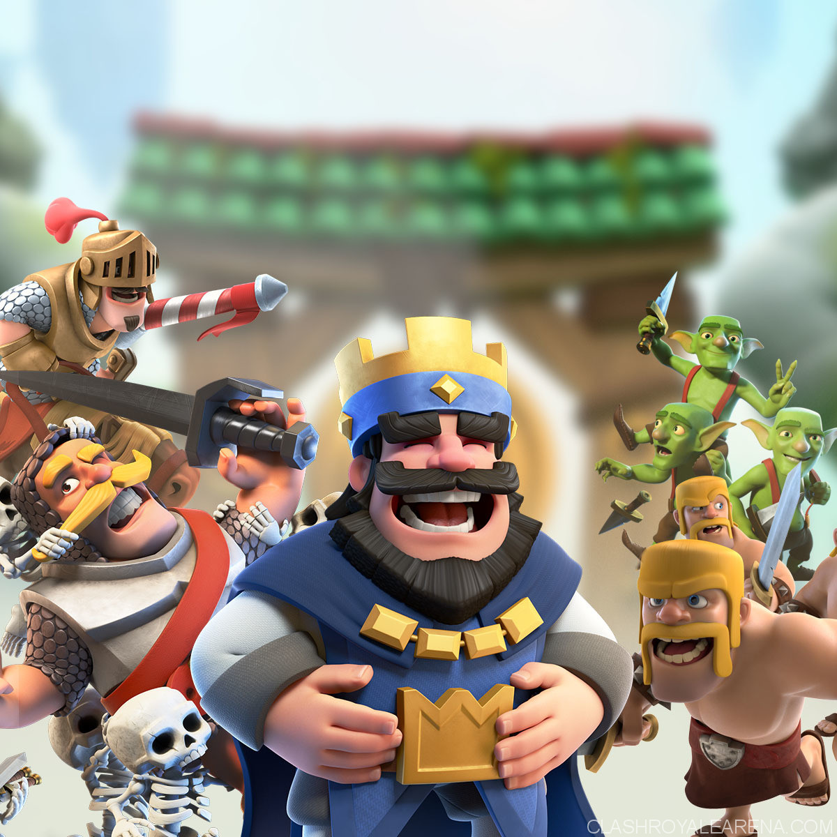 Best Animated Wallpapers Clash Royale Wallpaper Collection Clash Royale Guides