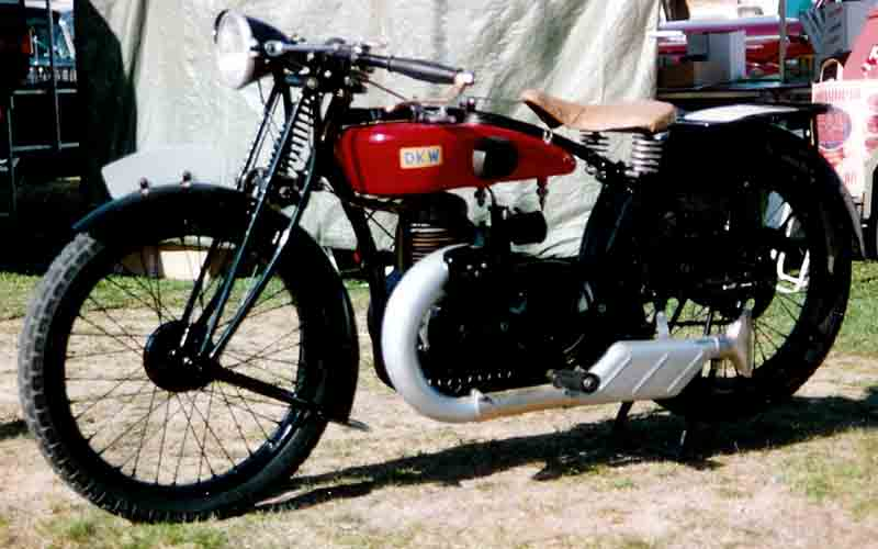 Production Factory Manufacturer Dkw Classic Motorcycles Classic Motorbikes