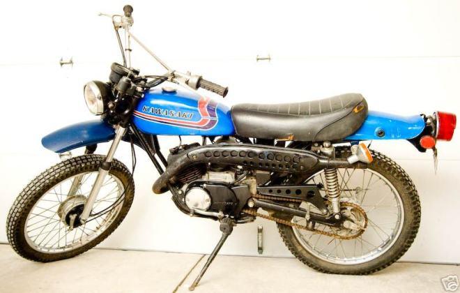 kawasaki 100cc motorcycle | disrespect1st.com