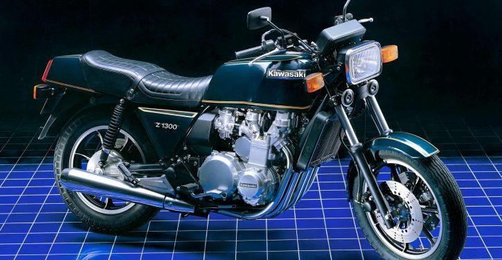 Kawasaki Z1300 - Classic rides of the Pre-Pensioner - Classic Motorbikes