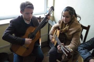 Classical Guitar in Kab