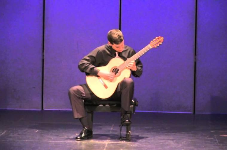 Watch John Bogan's 2014 GFA Competition-Winning Performance