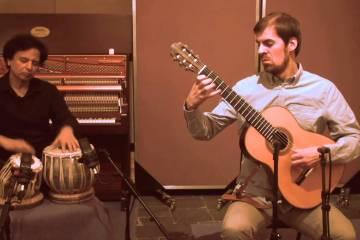 Simon Thacker Bridges Cultures With His Guitar