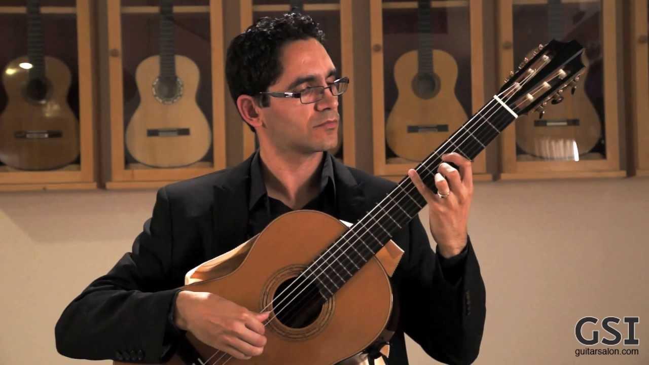 Video Pick of the Week: Tavi Jinariu Plays Jorge Morel' 'Danza Brasilera'