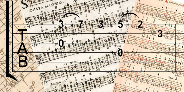 Classical Guitar TABs The Terrible and Wonderful Tool to Play Guitar