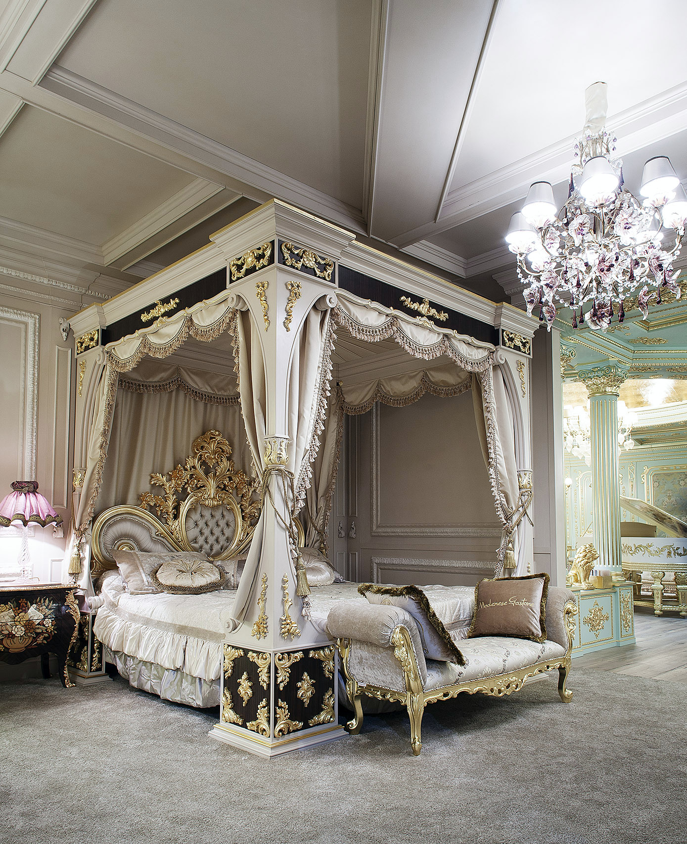 Schlafzimmer Italienischer Stil Luxury Classic Bedroom For Royal Family Classic Italian