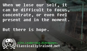 silent hill quote finding yourself classically trained