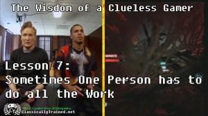 clueless gamer conan o'brien video games j Cole