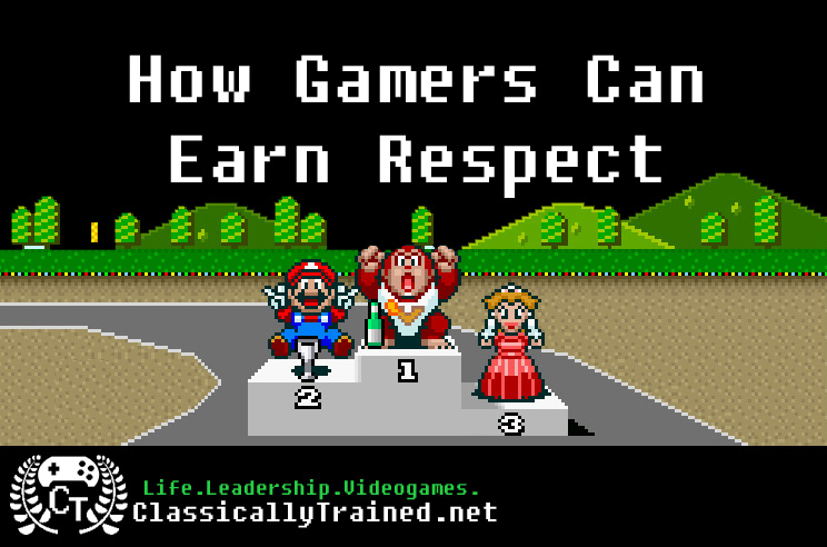 respect video game quote mario kart