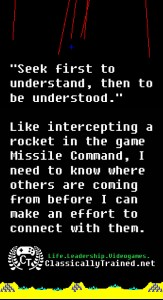 life lessons from video games missile command classically trained