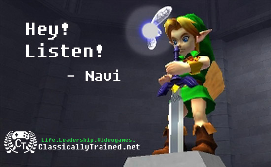 video game quotes legend of zelda navi hey listen
