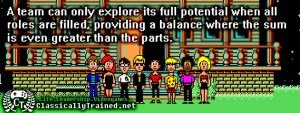 life lessons from video games teamwork