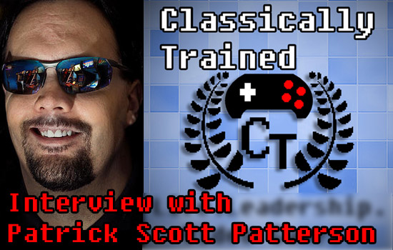 interview patrick scott patterson life leadership lessons video games