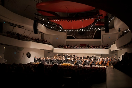 Hear, Hear! New Halls Diverge In Acoustic Designs Classical Voice