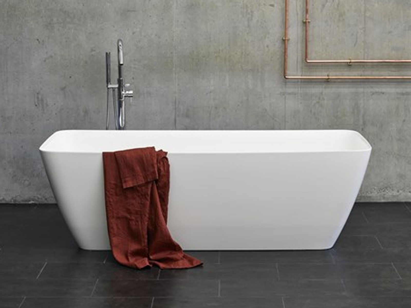 Freistehende Badewanne Freistehende Badewanne Aus Clearstone Vicenza Petite
