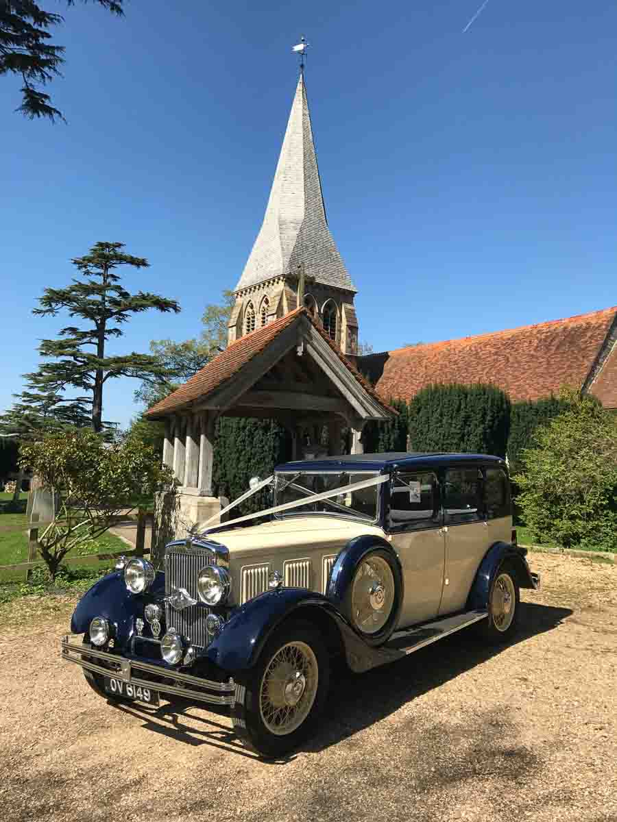 Vintage Fotos Classic & Vintage Wedding Cars | Hampshire, Surrey, Berk & West Sussex
