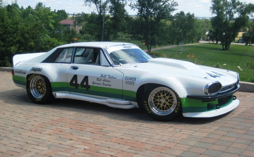 Group 44 1981 Jaguar XJS Trans Am/IMSA Racer