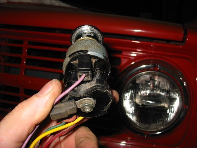 Early Bronco Ignition Switch Wiring Diagram - Wiring Diagram Third Level