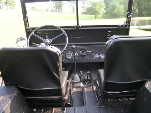 1947 willys cj2a jeep \