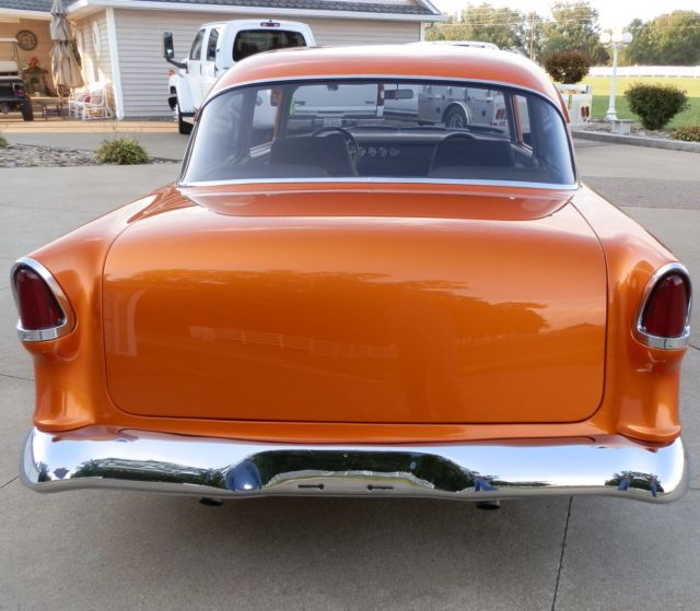 1955 Chevrolet 210 Custom 2-Door Post Bel Air/150/210 55 56 57 Hard