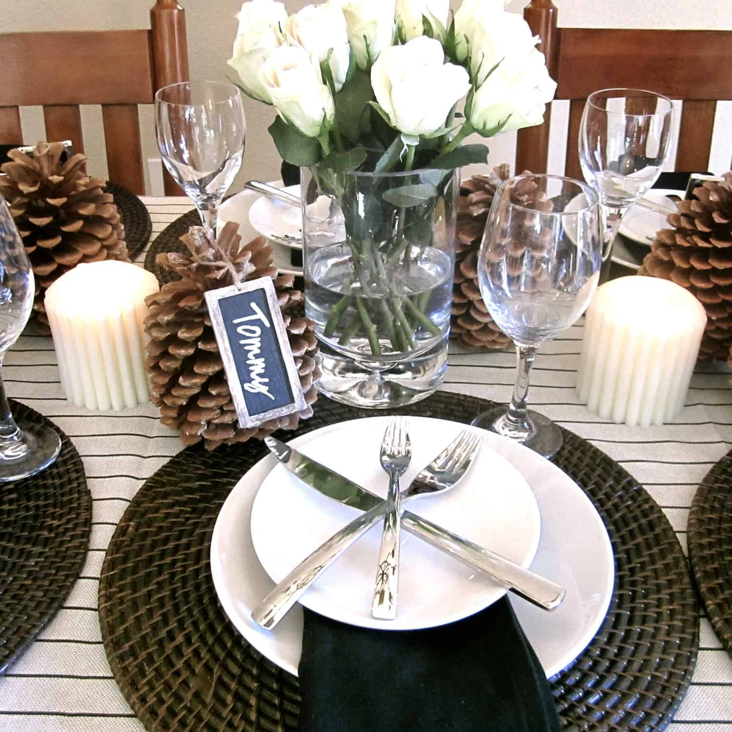 12 Months Of Table Setting Ideas Classic Casual Home