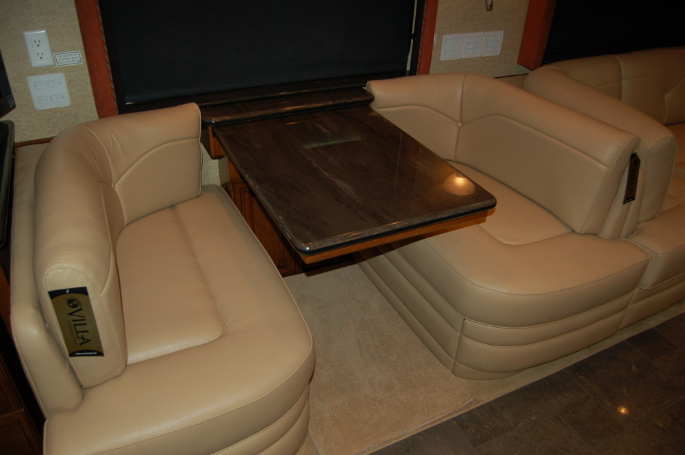 Sofa Covers Villa Sofas - Rv Renovations By Classic Coach Works