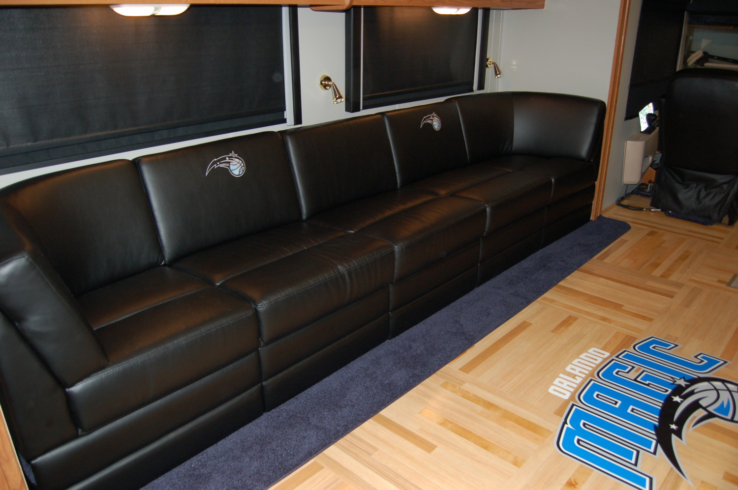 Sofa Couch For Rv Villa Sofas Rv Renovations By Classic Coach Works