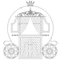 CINDERELLA DRESSER-PART 1 | Classic Doors
