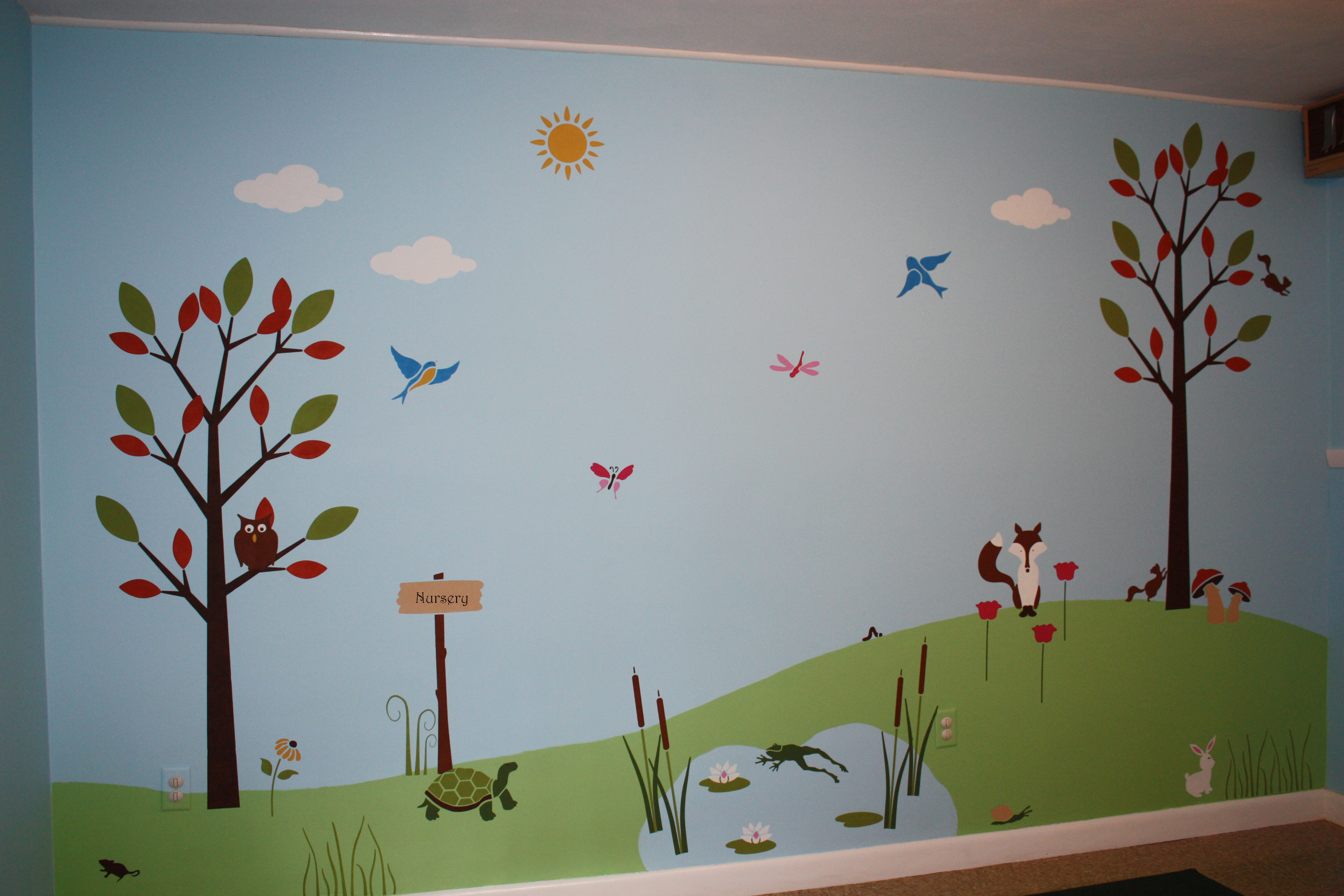 Walls For Kids Childrens Church Decorating Joy Studio Design Gallery