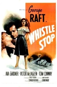 1946 whistle stop