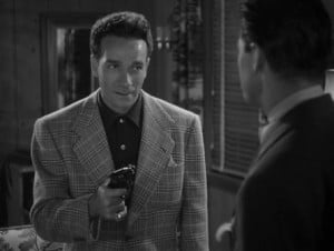 Backfire (1950) with Dane Clark
