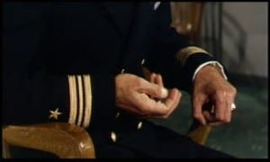 The Caine Mutiny 1954 Humphrey Bogart Steel Balls